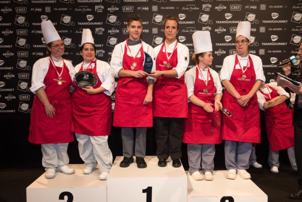 L autre cuisine elles ont du talent for Responsable de cuisine collective
